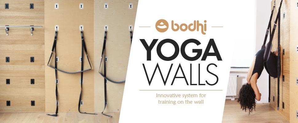 Yoga Wall von bodhi