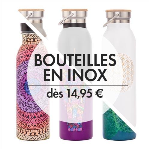 Vacuum Drinking bottles by bodhi
