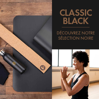 Bodhi Yoga | Classic Black Product collection