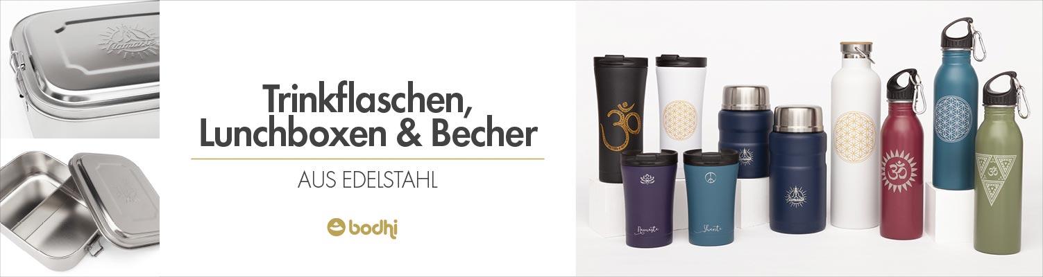 Trinkflaschen und Lunchboxen von bodhi - Nachhaltig & Stylish