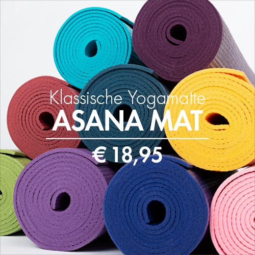 Die klassische Yogamatte von bodhi unsere Asana Mat