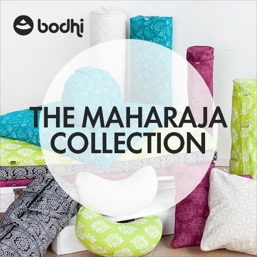 Maharaja Collection from bodhi | Bolster, meditation pillows, zabutons