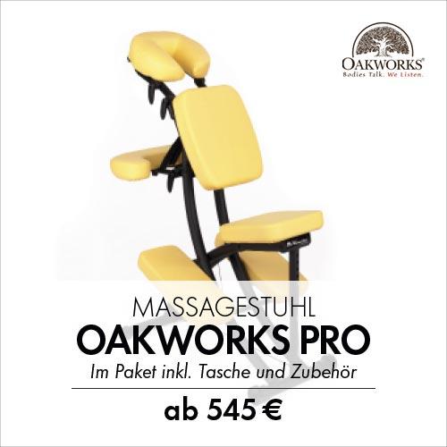 Portal Pro Paket - Massagestuhl
