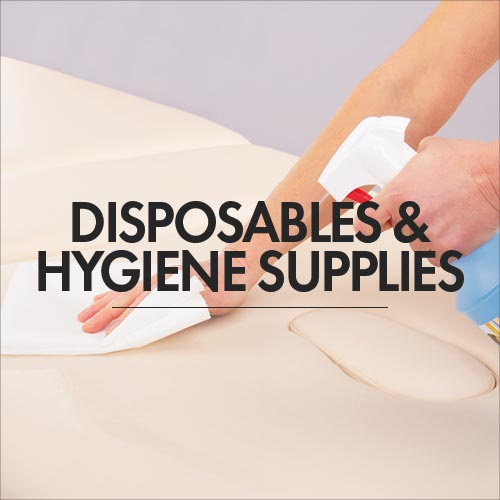 Disposable hygiene supplies