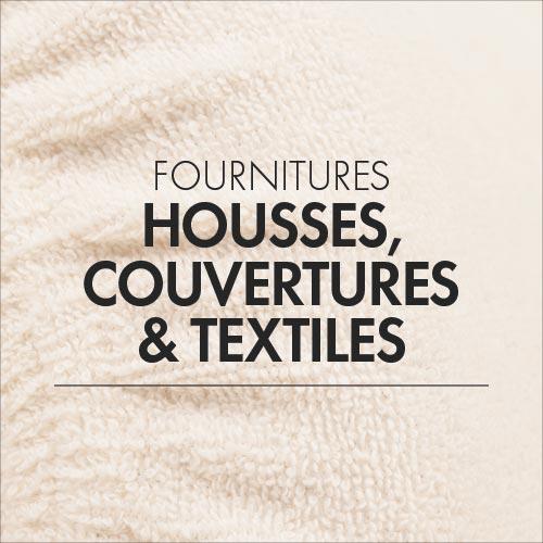 Housses, Couvertures & textile