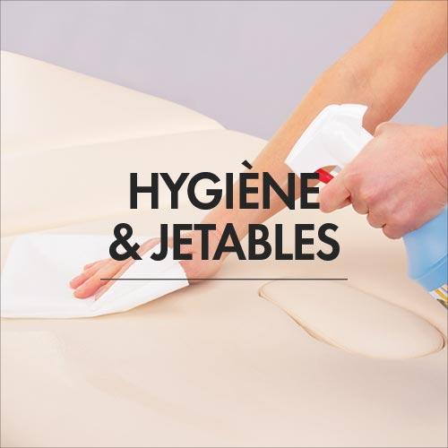 Hygiene et jetables