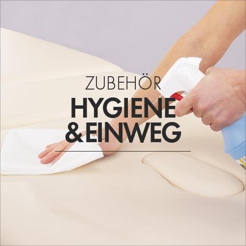 Hygiene & Einwegprodukte für die Praxis