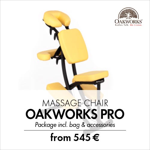 Oakworks Pro Paket - Massage chair