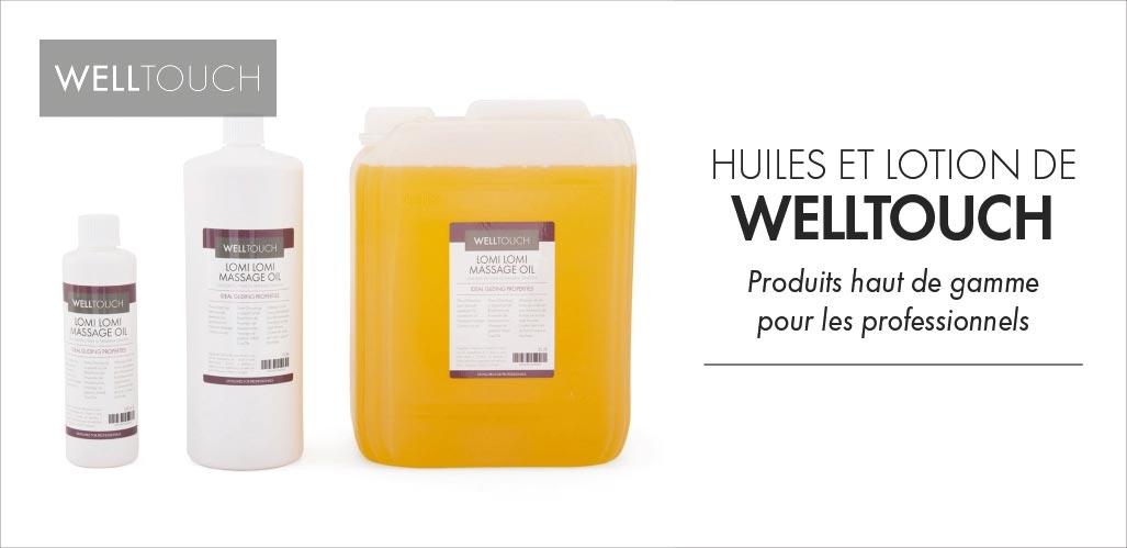 Welltouch Massage oils