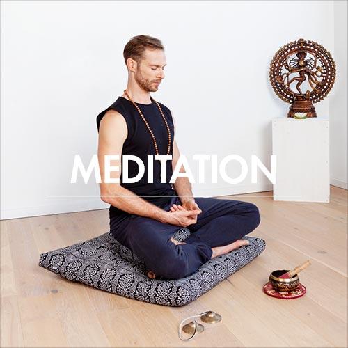 Meditationskissen und vieles mehr von bodhi