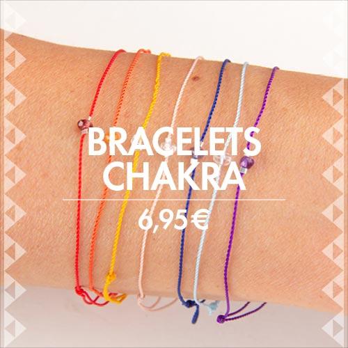 Chakra Armbänder