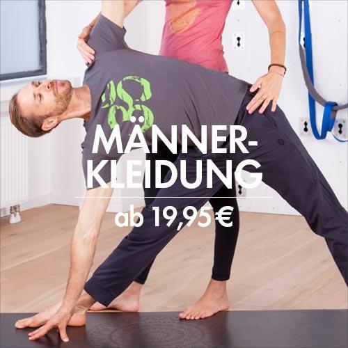 Yogakleidung für Männer