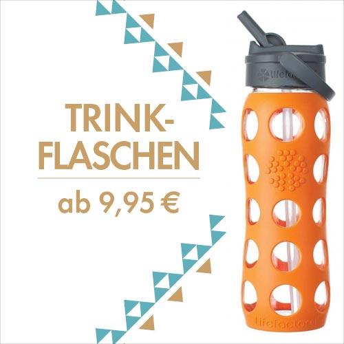 Trinkflaschen auf bodynova.de