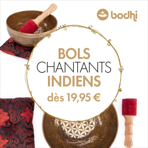 Bols chantants indiens