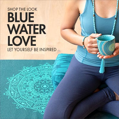 Bodhi Yoga | Blue Products | Shop the Look