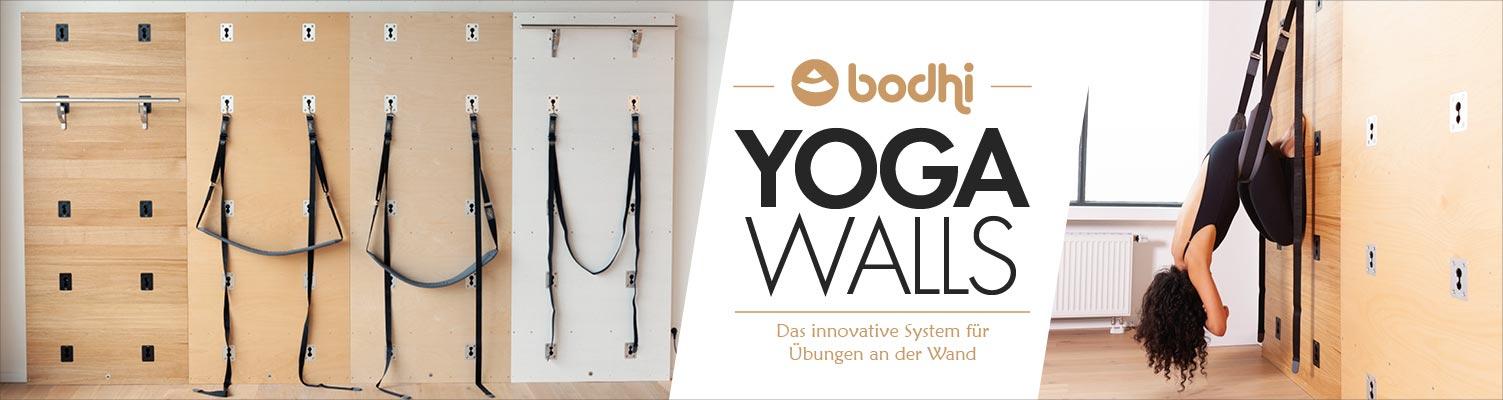 Yogawalls von bodhi