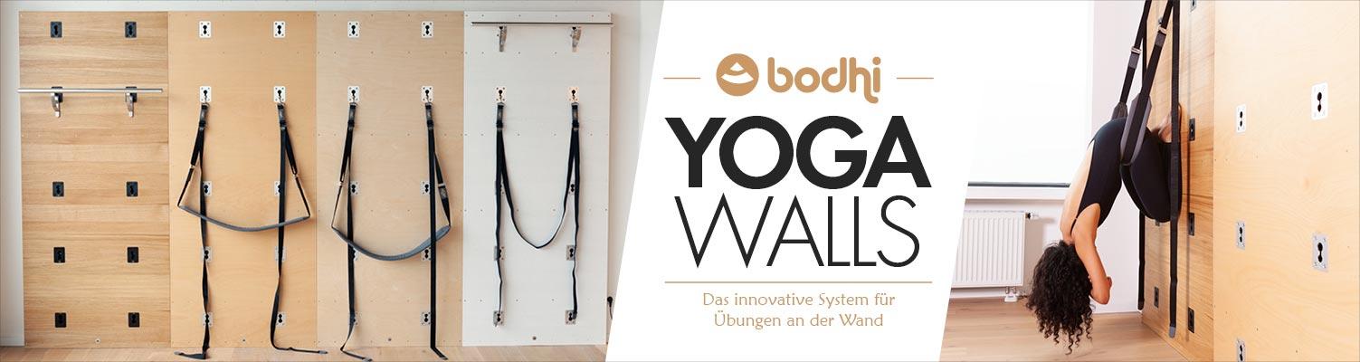 Yoga Walls™ | Erweitere deine Yogapraxis