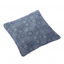 Maharaja Collection Pillow Cover 50 x 50 cm Mandala / dark blue