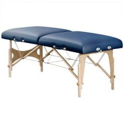 Neues Einzelstück: Massageliege Oakworks NOVA 74cm AeroCel - TT Ruby