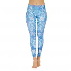 Niyama Leggings True Blue