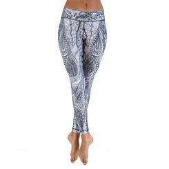 Niyama Leggings Zentangle