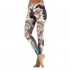 Niyama Leggings Emerald Spring