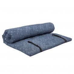 Shiatsu mat, 4 Layers, with removable cover, Maharaja Collection