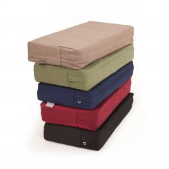 Mandir cushion, rectangular