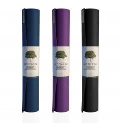 Yoga mat Jade Harmony - extra long | natural rubber