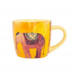 bodhi YogiMug Keramiktasse Elephantasy