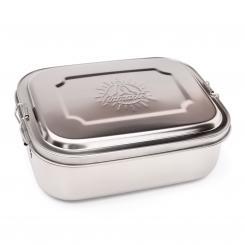 bodhi Edelstahl Lunchbox mit Namaste Gravur, in 2 Größen