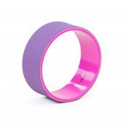 Yoga Wheel SAMSARA pink/lila