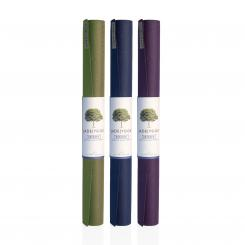 Yoga mat Jade Voyager | natural rubber