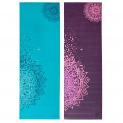 Design Yogamatte MANDALA ZWEIFARBIG, The Leela Collection