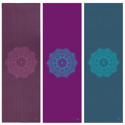 Design yoga mat MANDALA, The Leela Collection