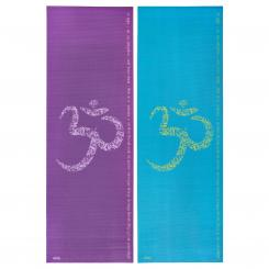Design yoga mat OM/MANTRA, The Leela Collection