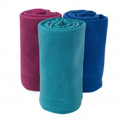 Yoga towel NO SWEAT large