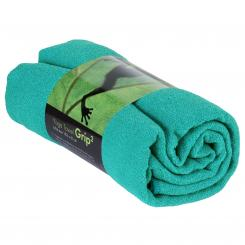 Yoga TOWEL GRIP² petrol