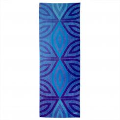 Serviette de yoga GRIP² - Blue Moon