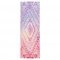 Serviette de yoga GRIP² - Tribal Ethnique