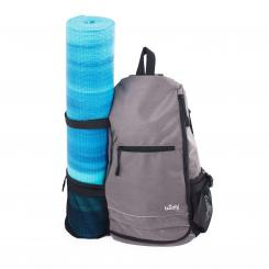 Yoga backpack Trikonasana