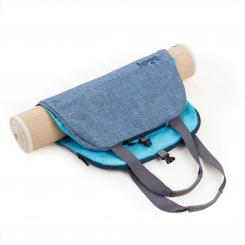 Bodhi sac de yoga NAMASTÉ bleu clair