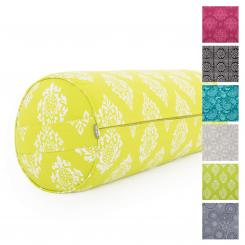 Maharaja Collection: Yoga Bolster gemustert, 65 x Ø 23 cm