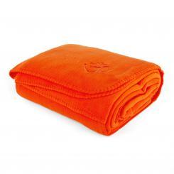 Couverture de yoga ASANA orange (nouvelle couleur)