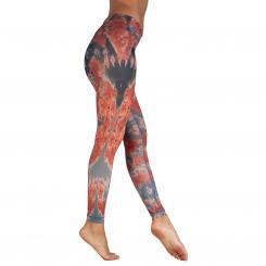 Niyama Leggings Indian Summer