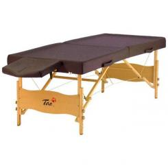 Table de massage TAOline AYURVEDA chocolat