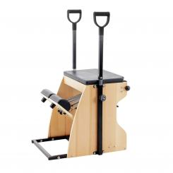 Combo Chair II d'Align-Pilates, flat Pack