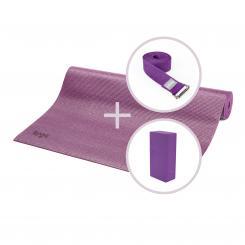 Kit de yoga ASANA I violet