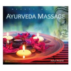 CD Ayurveda Massage, Julia Anand, sans droits de Sacem