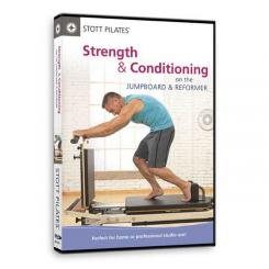 STOTT PILATES DVD - Strength &Conditioning on the Jumpboard